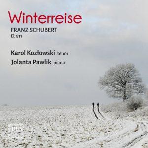 F.Schubert -Winterreise -wydawca DUX 2015 - Jolanta Pszczółkowska-Pawlik